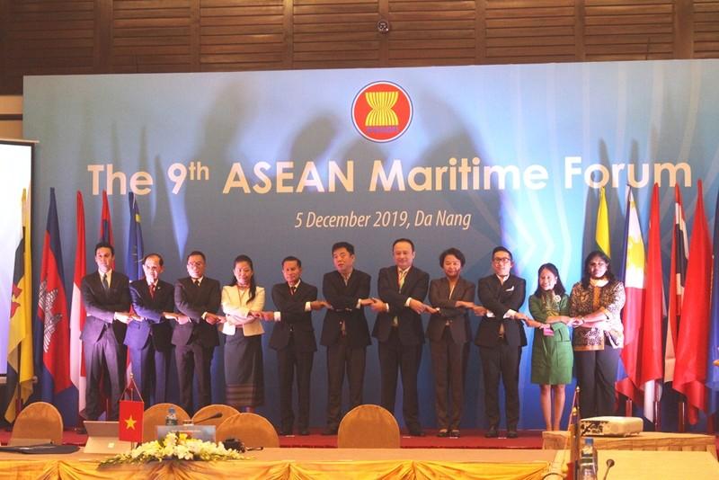10 nước tham dự diễn đàn Biển ASEAN lần thứ 9 tại Đà Nẵng - ảnh 1