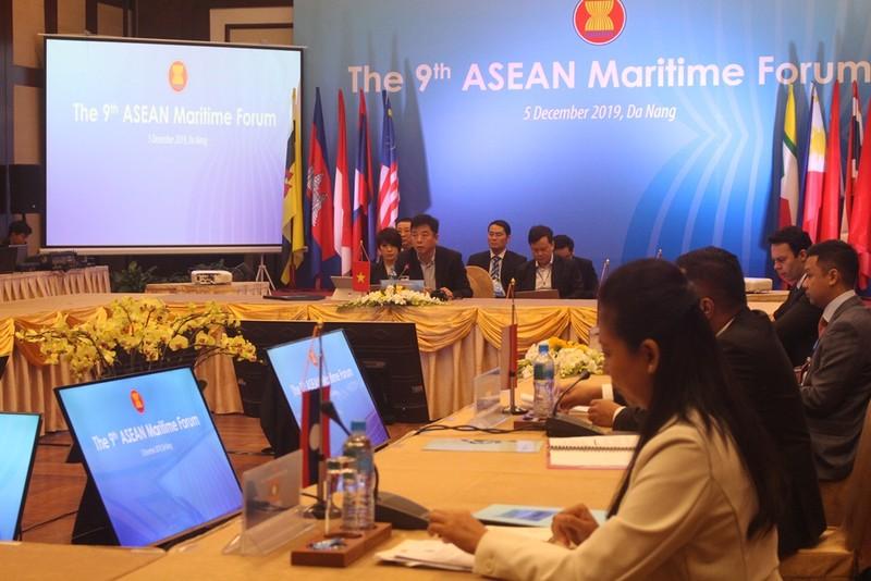 10 nước tham dự diễn đàn Biển ASEAN lần thứ 9 tại Đà Nẵng - ảnh 2