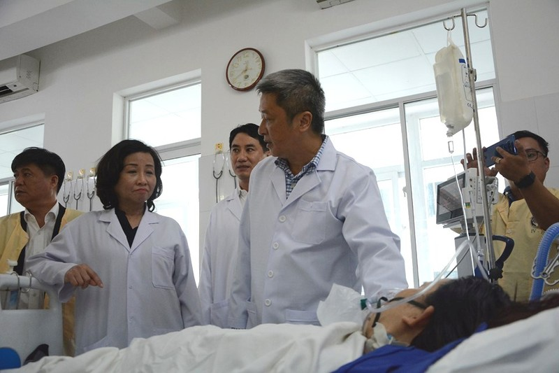 Thông tin mới nhất vụ sản phụ tử vong nghi thuốc tê ở Đà Nẵng - ảnh 1
