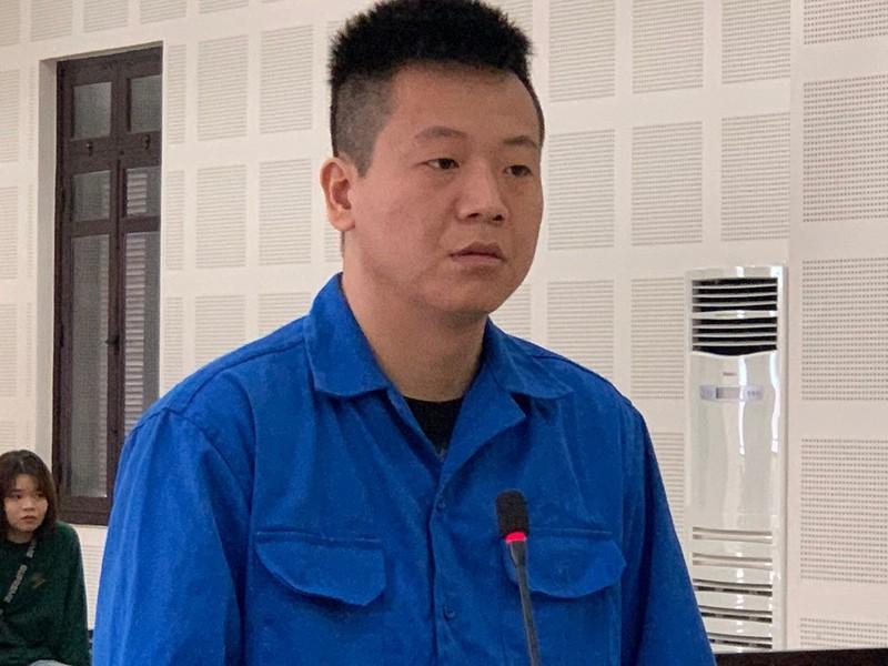 Một người Trung Quốc lãnh án vì tàng trữ hàng cấm - ảnh 1