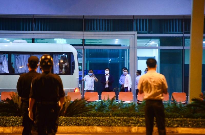Du khách đến Đà Nẵng từ tâm dịch Daegu về nước lúc nửa đêm - ảnh 3