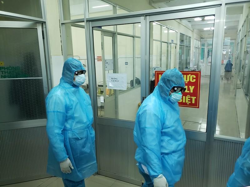 Bác tin có người Hàn Quốc bị sốt trong tòa nhà ở Đà Nẵng - ảnh 1