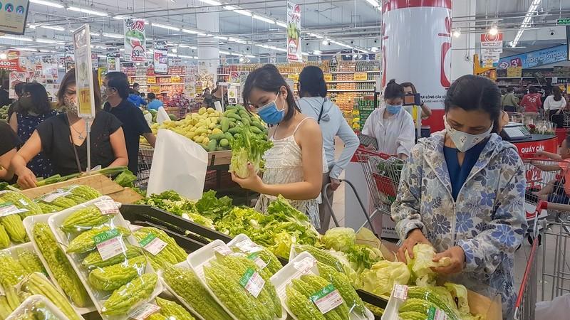 Đà Nẵng: Siêu thị công bố hotline để người dân mua sắm từ xa - ảnh 1