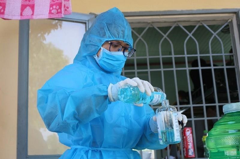 Đà Nẵng: Dân tạm dừng vào viện thăm bệnh nhân từ 30-3 - ảnh 1