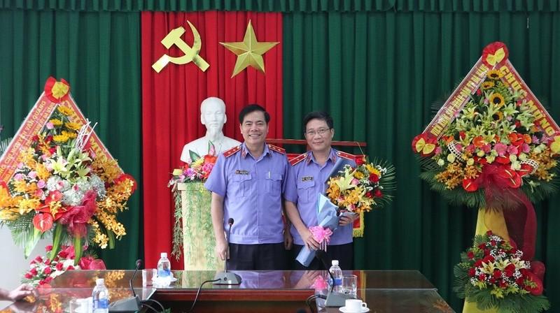 VKSND Cấp cao tại Đà Nẵng có viện trưởng mới - ảnh 1