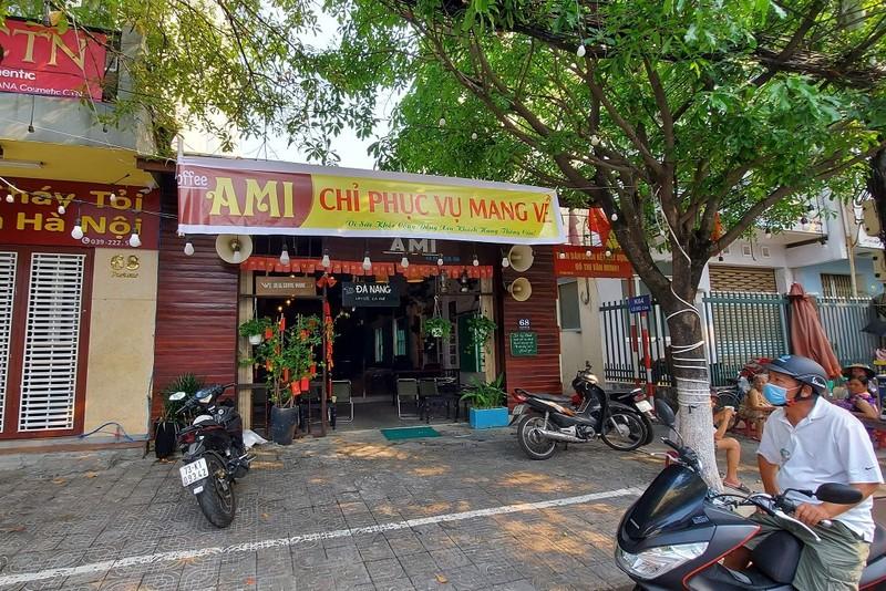 Đà Nẵng nói về việc tạm dừng quán ăn bán online, bán mang đi - ảnh 1