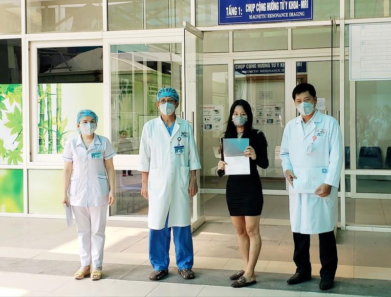 Đà Nẵng: Bệnh nhân COVID-19 số 122 được công bố khỏi bệnh - ảnh 1