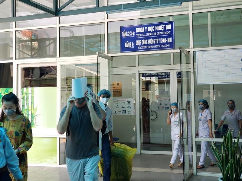 58 người tiếp xúc với bệnh nhân 22 ở Đà Nẵng âm tính  - ảnh 1