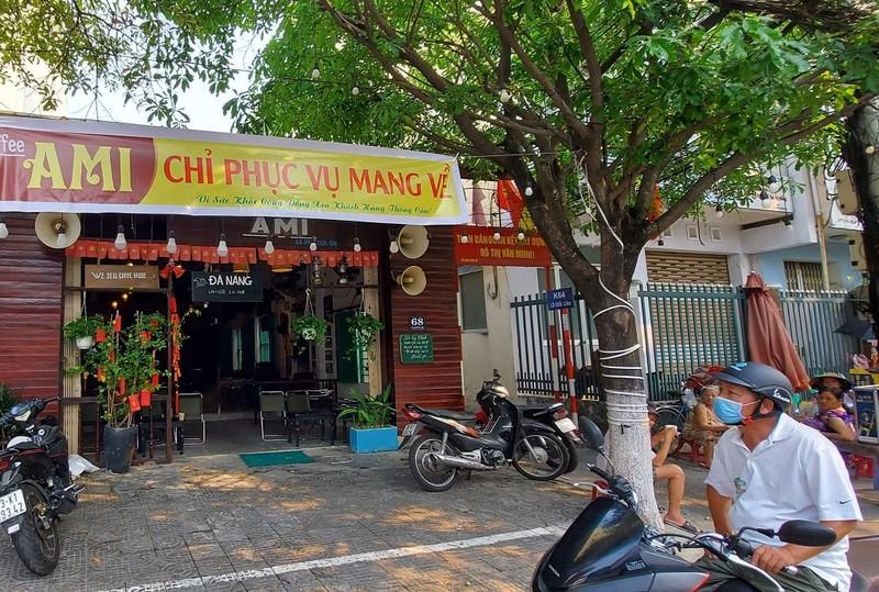 Đà Nẵng cho quán ăn uống bán online và bán mang về - ảnh 1