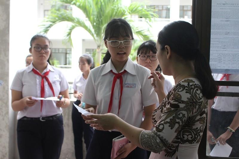 Thời gian dự kiến kỳ thi tuyển sinh lớp 10 tại Đà Nẵng - ảnh 1