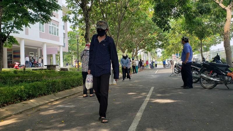 Cây 'ATM gạo' đặc biệt của người lao động nghèo Đà Nẵng - ảnh 7