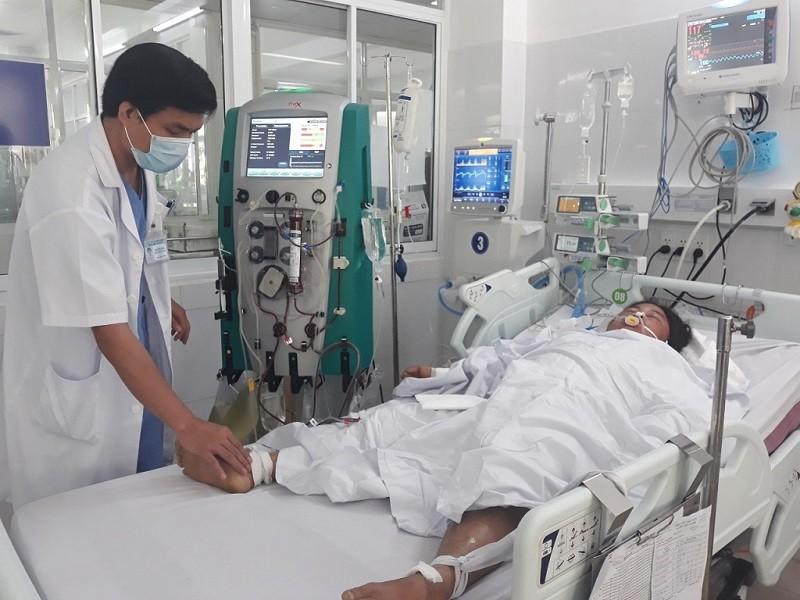 Đau lòng: 3 người vụ ngộ độc nấm ở Quảng Ngãi đã tử vong - ảnh 1