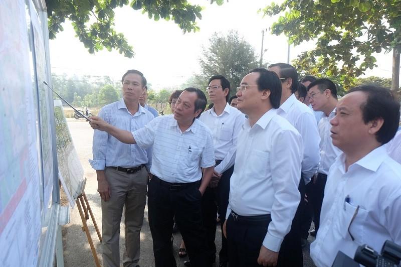 """Bộ trưởng Nhạ bàn với Đà Nẵng """"gỡ bí"""" dự án treo hơn 20 năm - ảnh 1"""