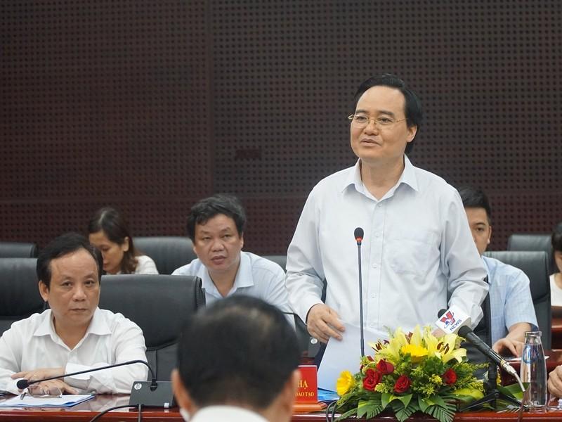 """Bộ trưởng Nhạ bàn với Đà Nẵng """"gỡ bí"""" dự án treo hơn 20 năm - ảnh 3"""