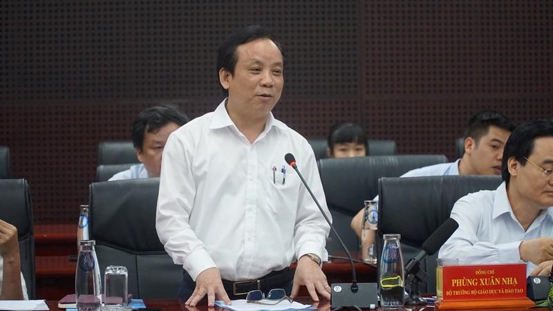 """Bộ trưởng Nhạ bàn với Đà Nẵng """"gỡ bí"""" dự án treo hơn 20 năm - ảnh 2"""