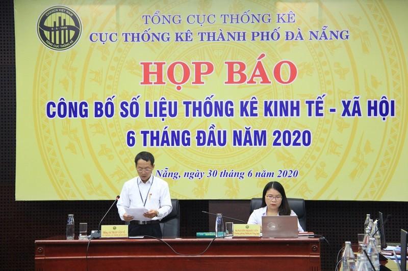Lần đầu tiên kinh tế Đà Nẵng tăng trưởng âm - ảnh 1