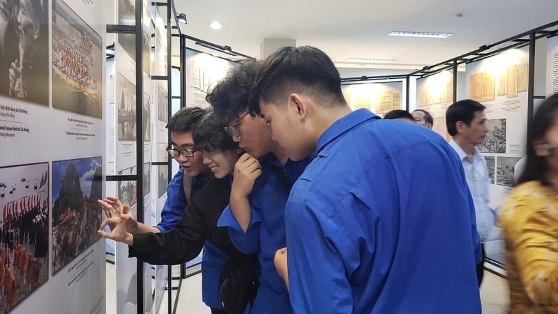 Nhiều tư liệu quý tại triển lãm ảnh đô thị biển Đà Nẵng - ảnh 5