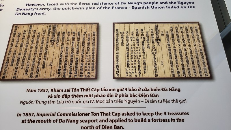 Nhiều tư liệu quý tại triển lãm ảnh đô thị biển Đà Nẵng - ảnh 2