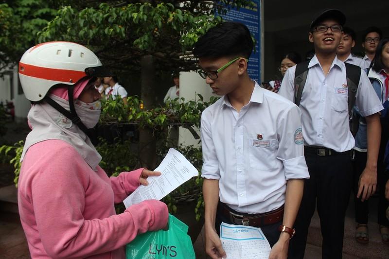 Hơn 13.000  thí sinh dự thi vào lớp 10 tại Đà Nẵng - ảnh 1