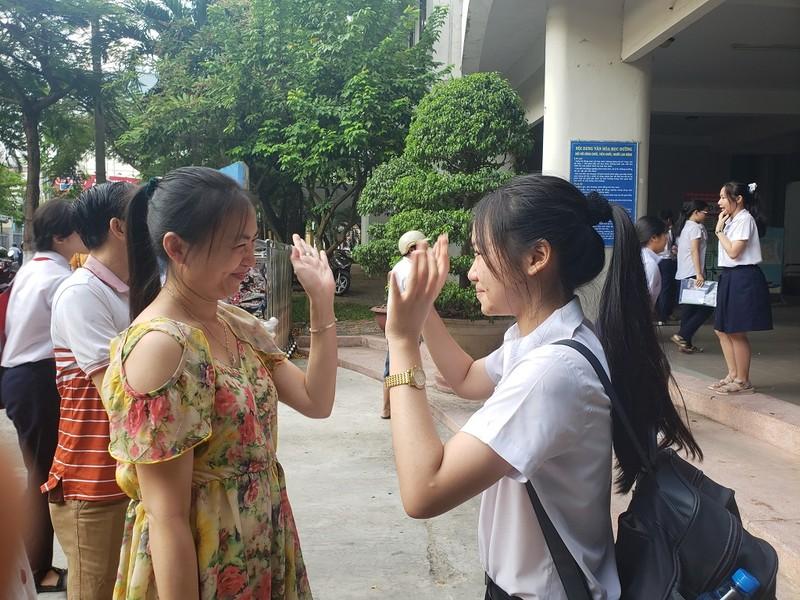 Hơn 13.000 HS Đà Nẵng chính thức bước vào kỳ thi lớp 10 - ảnh 3