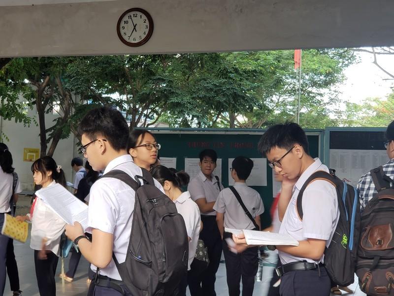Hơn 13.000 HS Đà Nẵng chính thức bước vào kỳ thi lớp 10 - ảnh 6