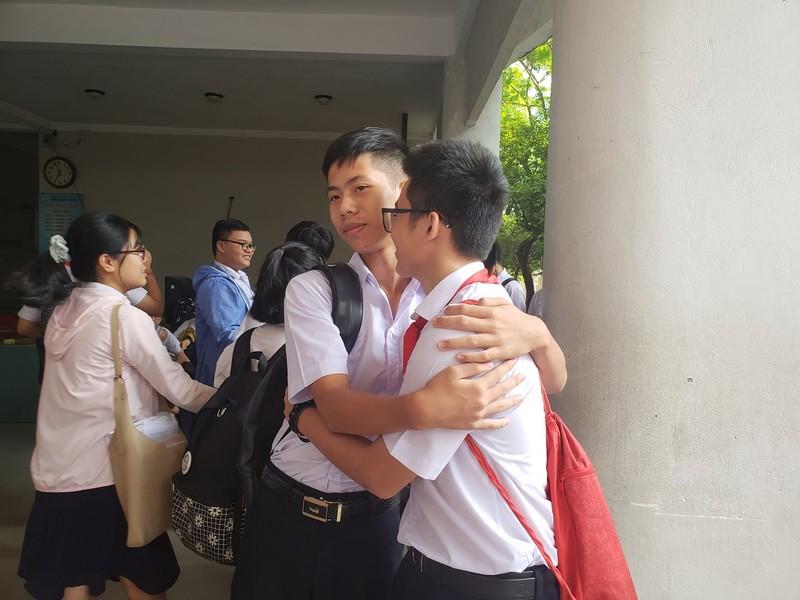 Hơn 13.000 HS Đà Nẵng chính thức bước vào kỳ thi lớp 10 - ảnh 7