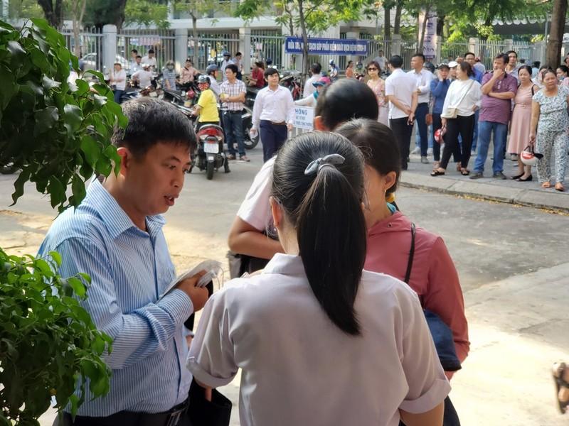 Hơn 13.000 HS Đà Nẵng chính thức bước vào kỳ thi lớp 10 - ảnh 9