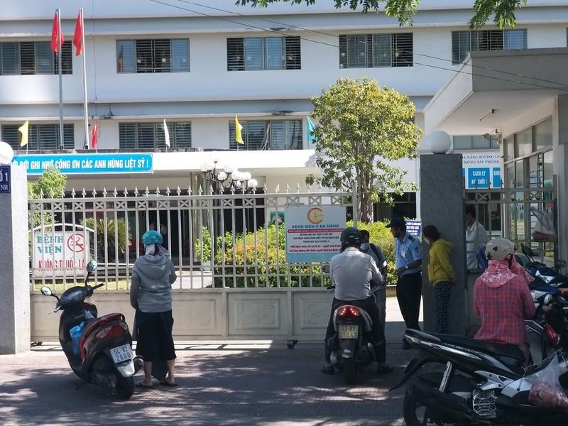Bệnh nhân nghi nhiễm COVID-19 tại Đà Nẵng đang phải thở máy - ảnh 1