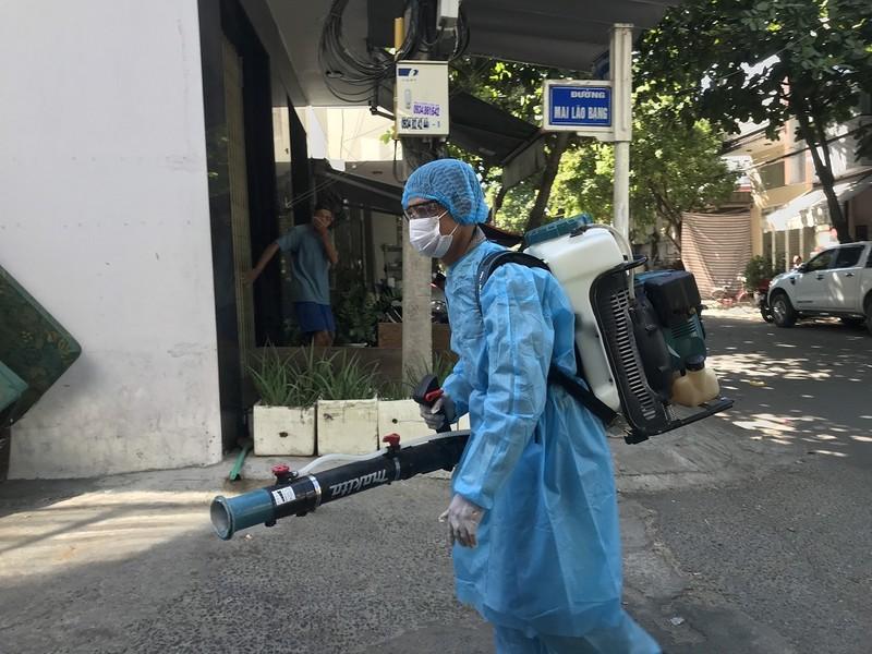 Xác định lịch trình di chuyển của bệnh nhân 418 ở Đà Nẵng  - ảnh 1
