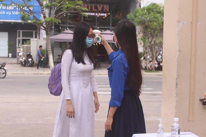 Thí sinh thi THPT tại Đà Nẵng phải thực hiện giãn cách  - ảnh 1