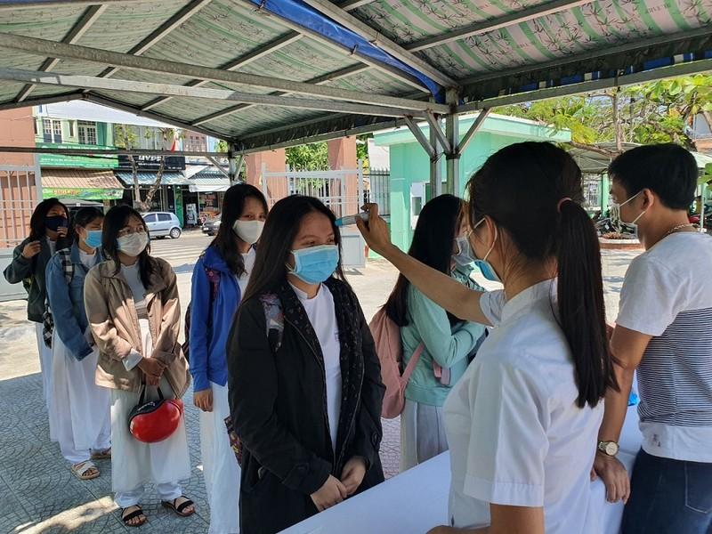 Đà Nẵng đề xuất chia thí sinh thành 4 nhóm để chống dịch  - ảnh 1