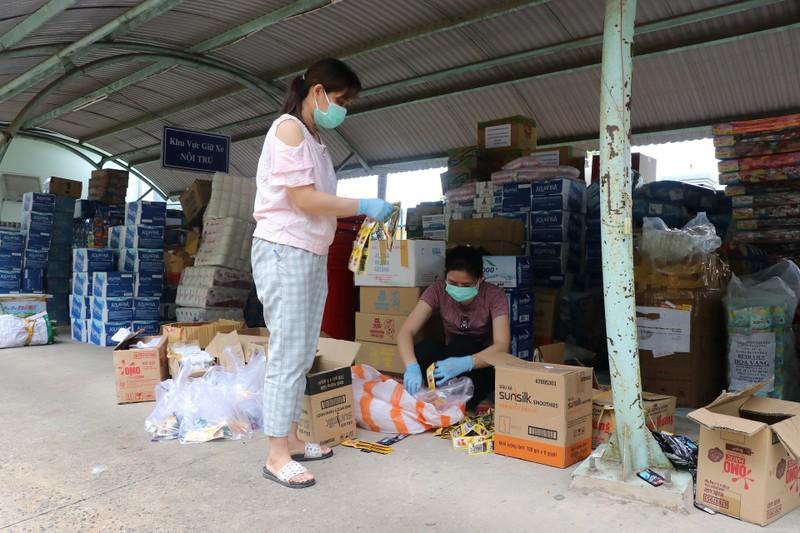 Bệnh viện dã chiến ở Hòa Vang bắt đầu đón bệnh nhân COVID-19 - ảnh 5