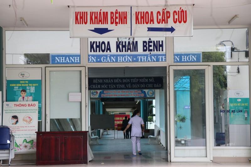 Bệnh viện dã chiến ở Hòa Vang bắt đầu đón bệnh nhân COVID-19 - ảnh 2