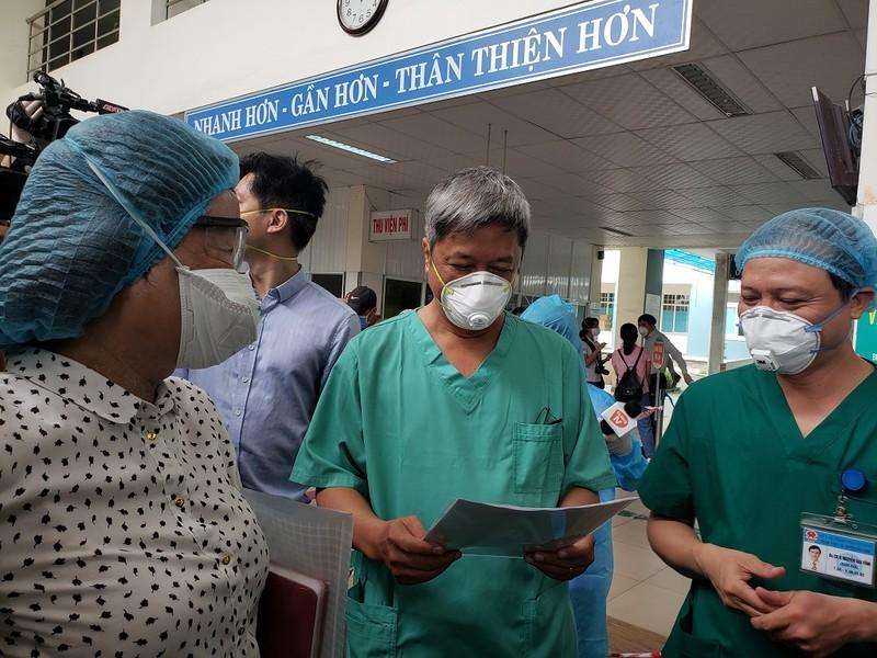Bệnh nhân COVID-19: 'Các bác sĩ thật tuyệt vời!' - ảnh 3