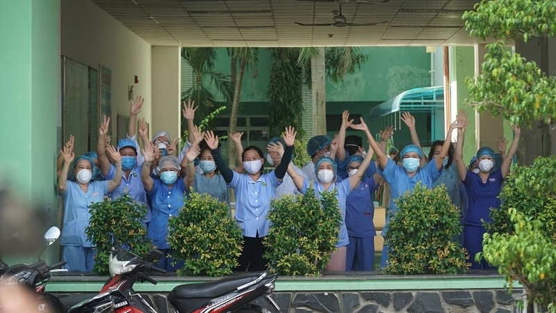 Chính thức dỡ phong tỏa bệnh viện lớn nhất Đà Nẵng - ảnh 2