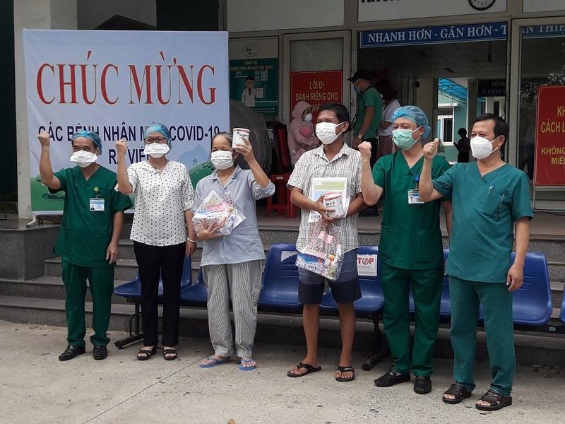 Đà Nẵng: Không có ca nhiễm mới, 34 bệnh nhân khỏi bệnh - ảnh 1