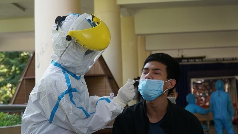 Đà Nẵng: Xét nghiệm COVID-19 cho gần 11.000 thí sinh thi đợt 2 - ảnh 1