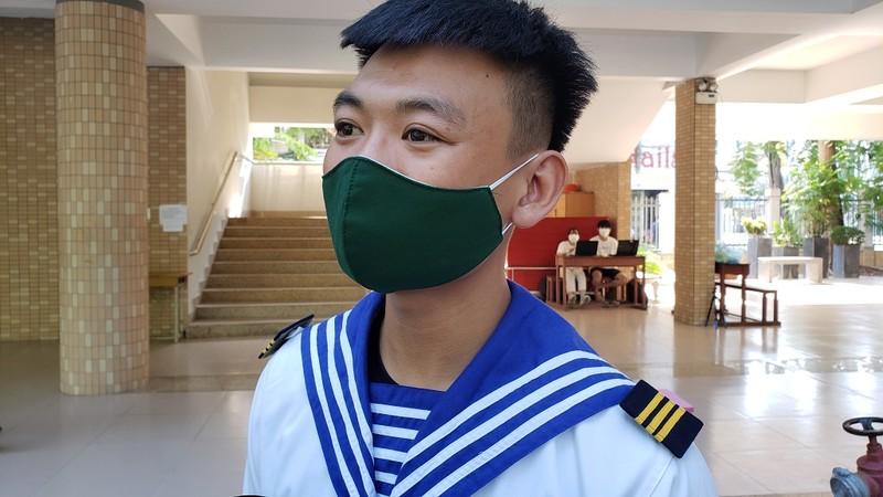 Đà Nẵng: Xét nghiệm COVID-19 cho gần 11.000 thí sinh thi đợt 2 - ảnh 7