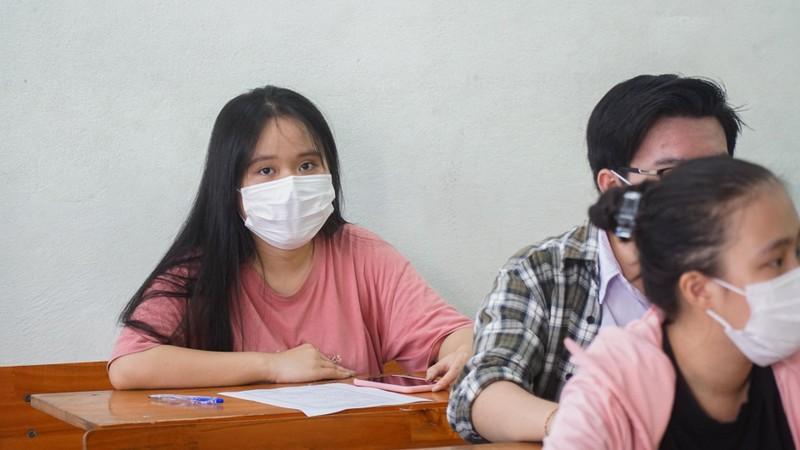 Gần 11.000 thí sinh Đà Nẵng thi đợt 2 vững tin trước ngày thi - ảnh 4