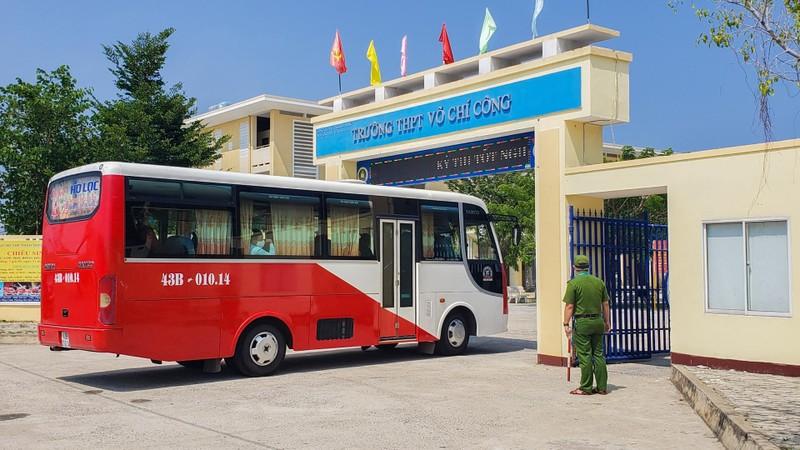Gần 11.000 thí sinh Đà Nẵng thi đợt 2 vững tin trước ngày thi - ảnh 6