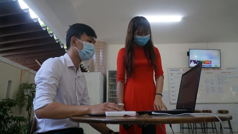 Lễ khai giảng đặc biệt chưa từng có của học sinh Đà Nẵng - ảnh 3