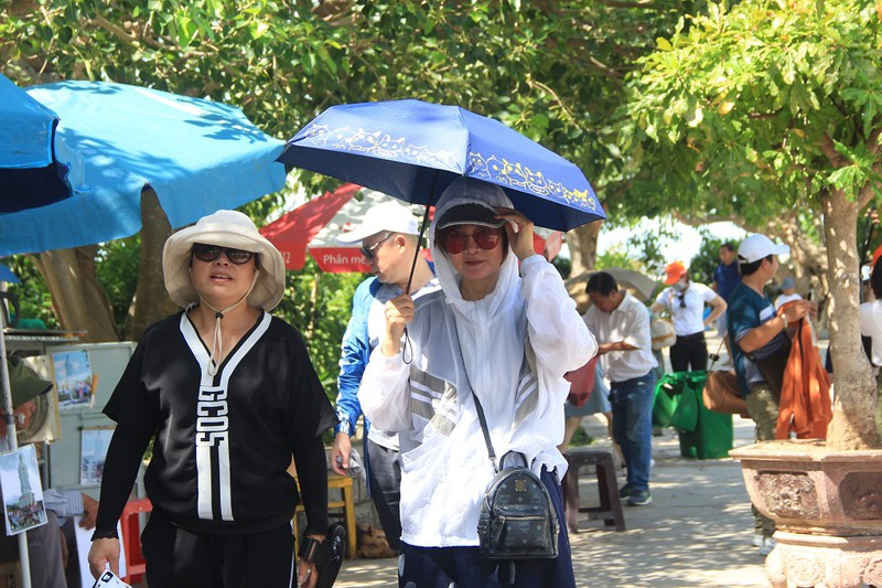 Du lịch Đà Nẵng phải tránh phụ thuộc khách Hàn và Trung - ảnh 2