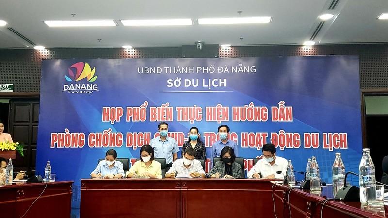 Đảm bảo an toàn cho du khách đến với TP biển Đà Nẵng - ảnh 1