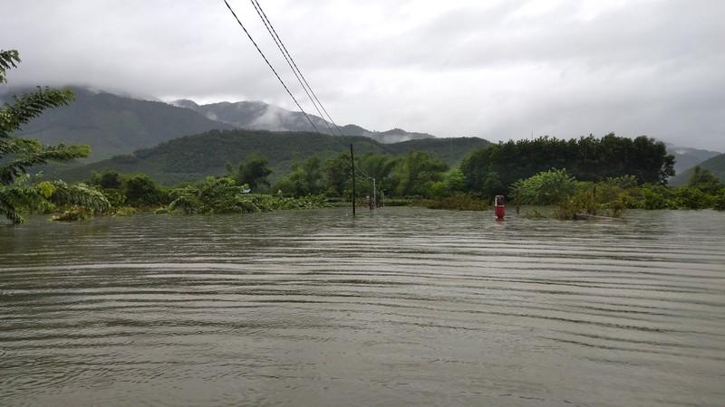 Đà Nẵng: Nước lũ bủa vây Hoà Vang - ảnh 8