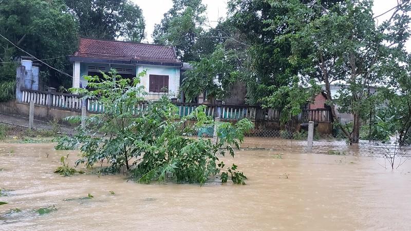 Đà Nẵng: Cán bộ 1 thôn trực chiến 24/24 hỗ trợ bà con vùng lũ - ảnh 6