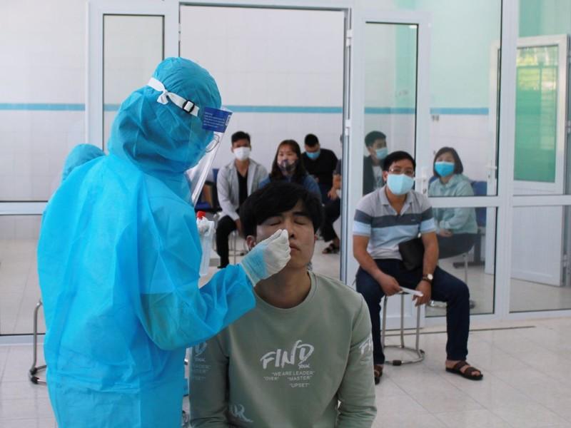 Đà Nẵng: BV199 xét nghiệm COVID miễn phí người về từ vùng dịch - ảnh 2