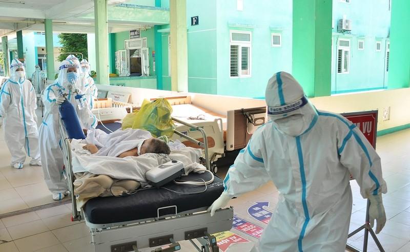 Đà Nẵng chỉ còn 7 bệnh nhân COVID-19 nặng đang điều trị - ảnh 1