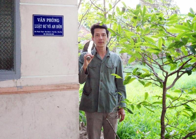 Giám đốc Sở Tư pháp Phú Yên nói gì về việc thanh tra VPLS Võ An Đôn? - ảnh 2