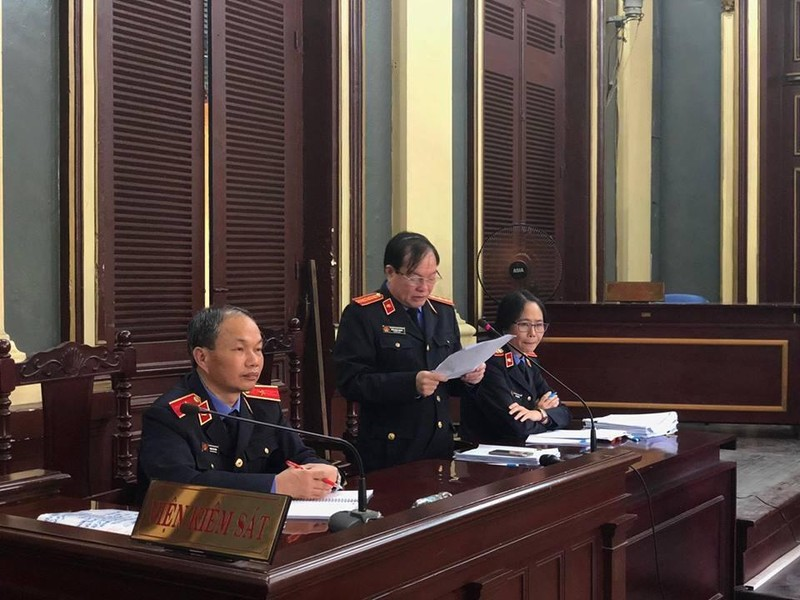 Phó thống đốc NHNN Đặng Thanh Bình bị đề nghị 4-5 năm tù - ảnh 1