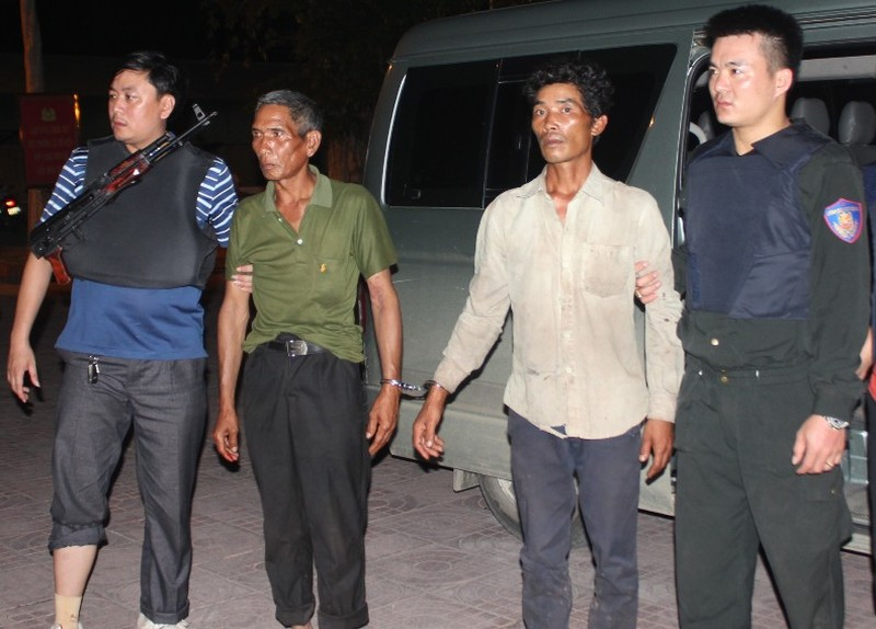 Bắt 2 trùm ma túy trốn truy nã 19 năm - ảnh 1